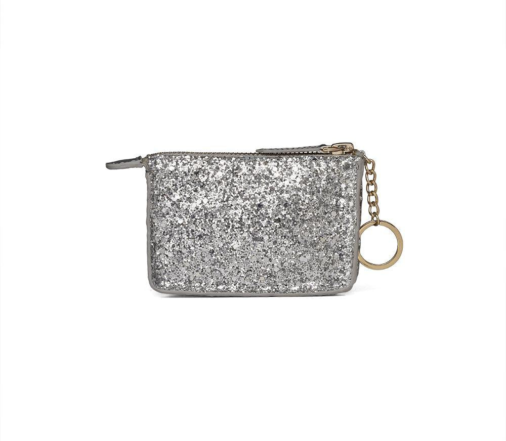 Sparkle Coin Purse-SMALL LEATHER GOODS-Jack Rogers USA