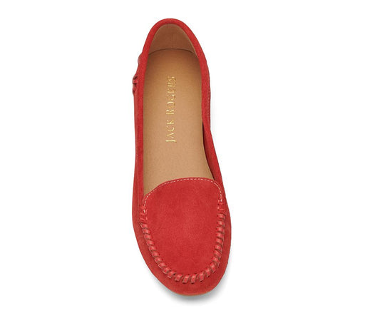 Millie Suede Moccasin-FLATS-Jack Rogers USA