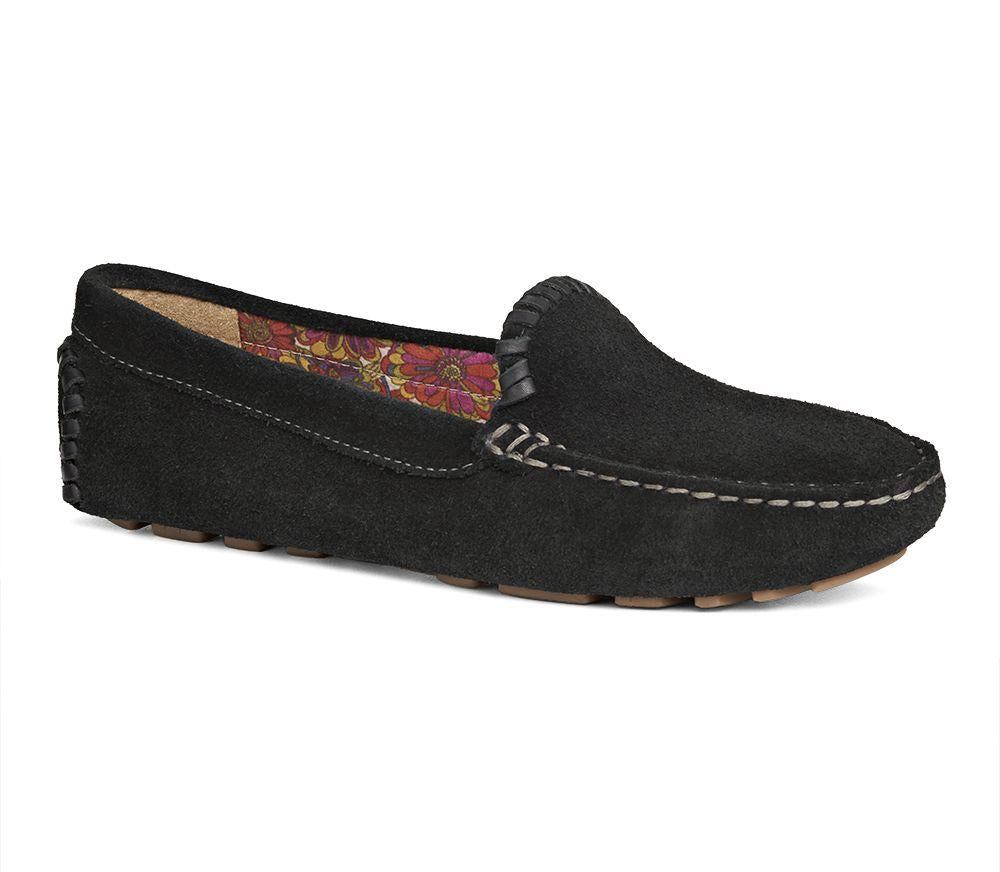 Taylor Suede Loafer-FLATS-Jack Rogers USA