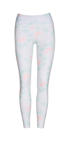 'Jenni' pants - flowers