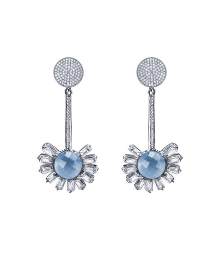 Daisy Drop Earrings