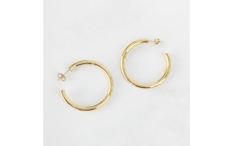 Hollow Tube Hoops