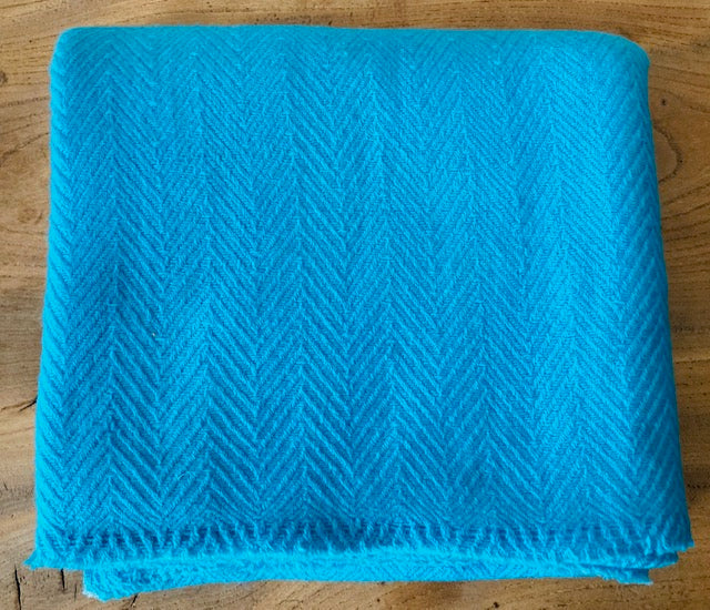 Small Cashmere Blanket