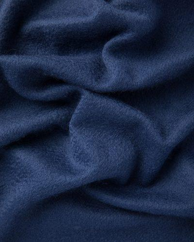 Cashmere scarf- twilight blue