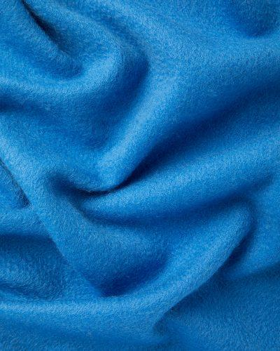 Cashmere scarf- Moroccan Blue