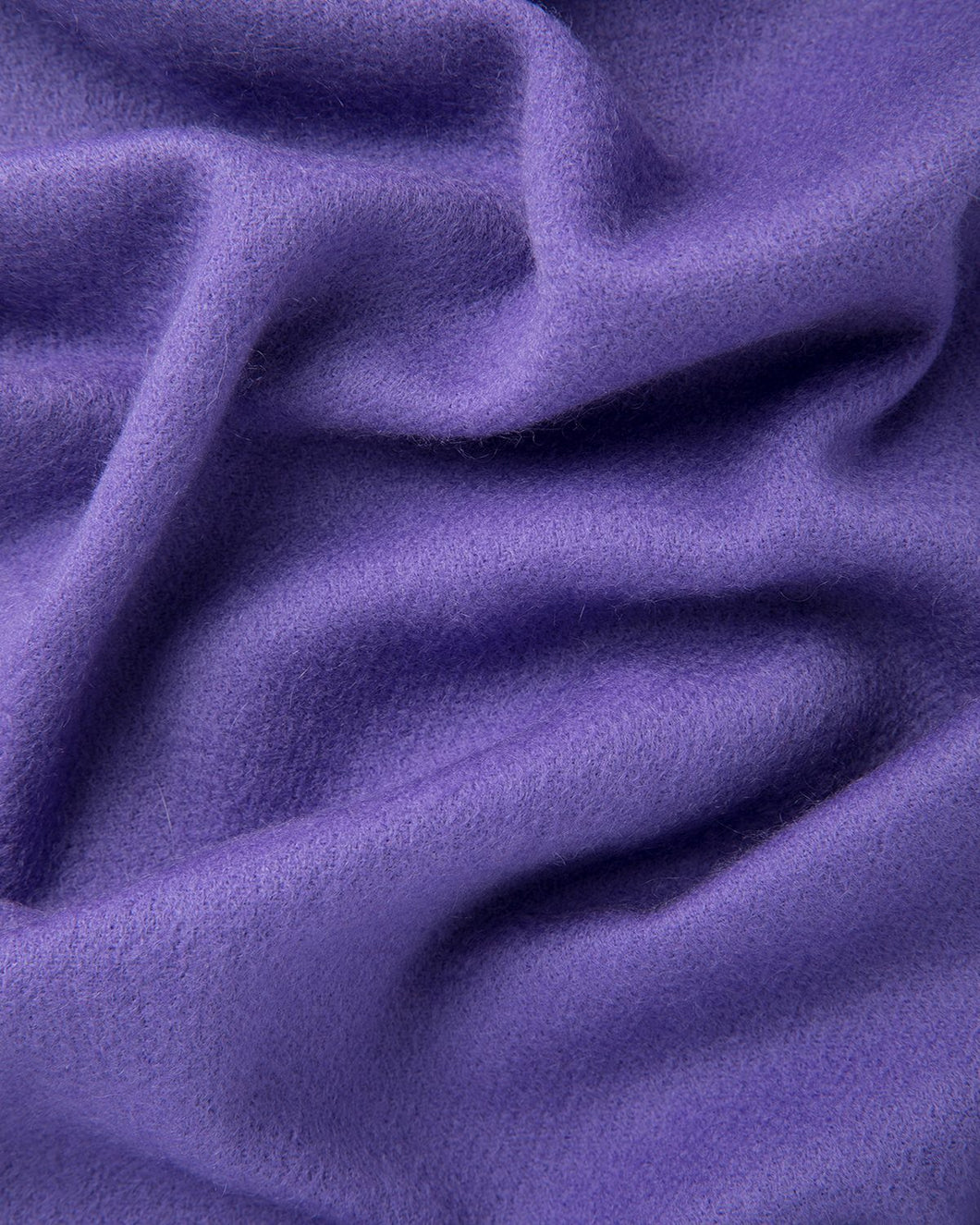 Cashmere scarf- Genetian Violet