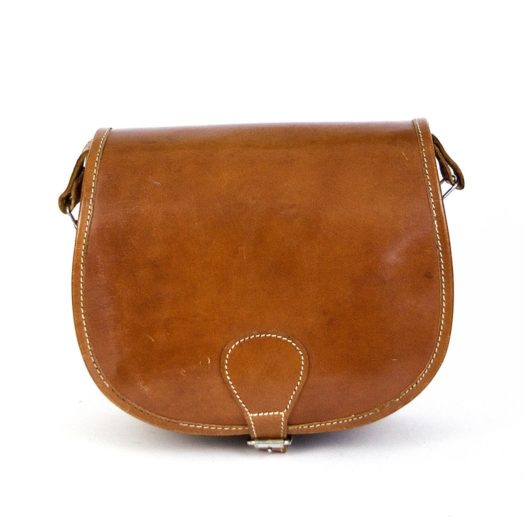 Vintage Tan Leather 118
