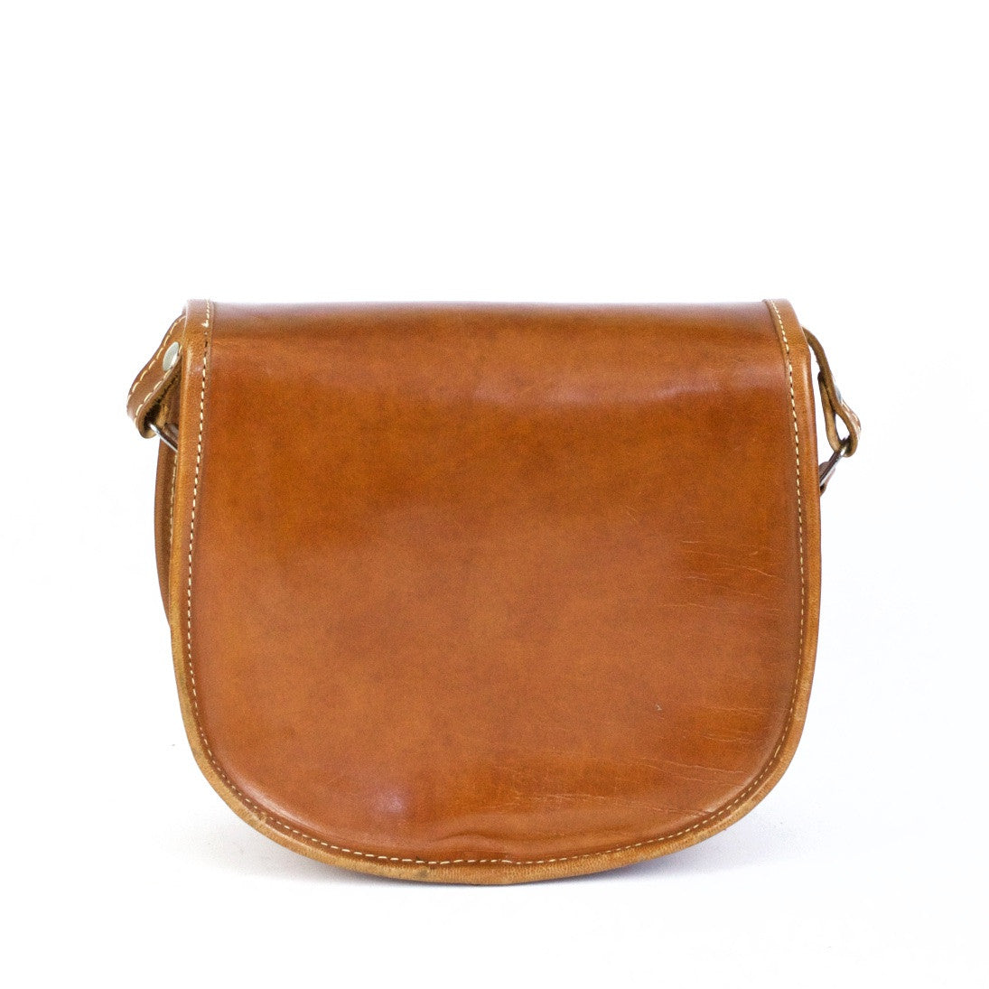 Vintage Tan Leather 103