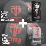 Pre Order Bundles: CTG Pads and DVD´s