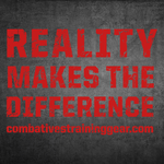 CTG T-Shirt | Reality makes the difference | rough