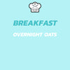 Breakfast - Overnight Oats
