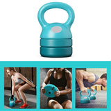 Professional Adjustable Weight kettlebell 2-5kg