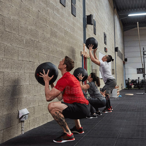 35cm Crossfit Medicine Ball Empty Snatch Wall Balls