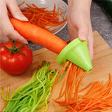 Multi-function Spiral Shredder Peeler