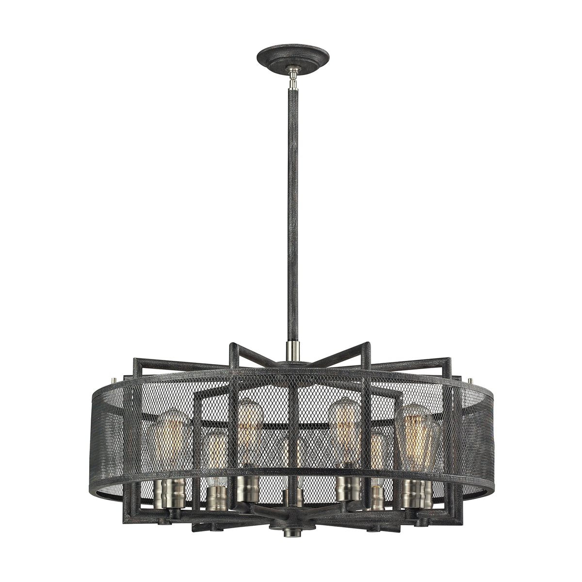 Slater 9 light Chandelier