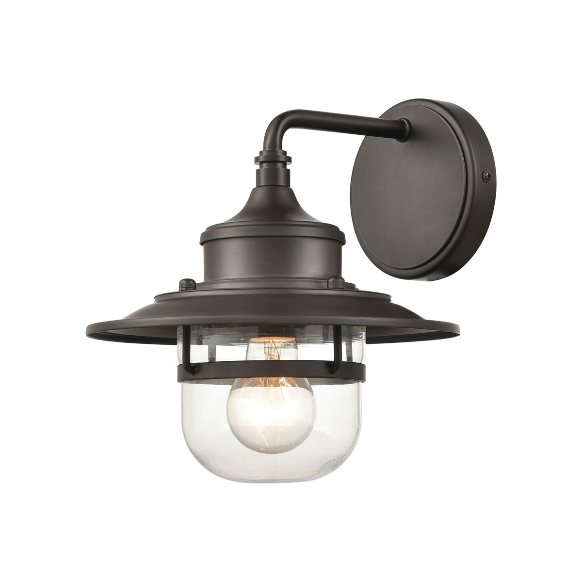 Remington 1 Light Outdoor Sconce