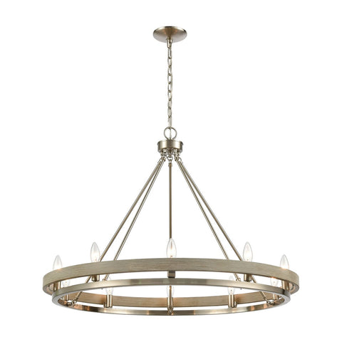 Emma 10 Light Chandelier