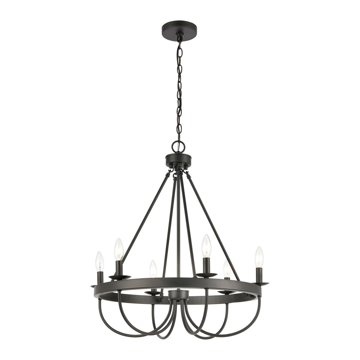 Natalie 6-Light Chandelier