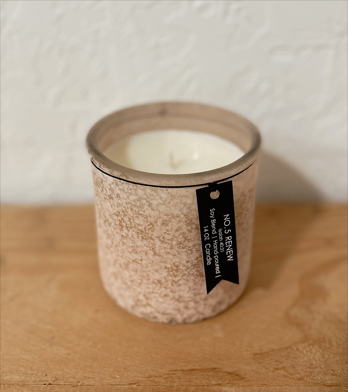 RW Renew Signature Candle 14oz