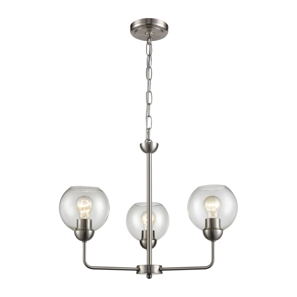 Ashby 3 Light Chandelier