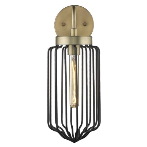 Reed 1 Light Sconce