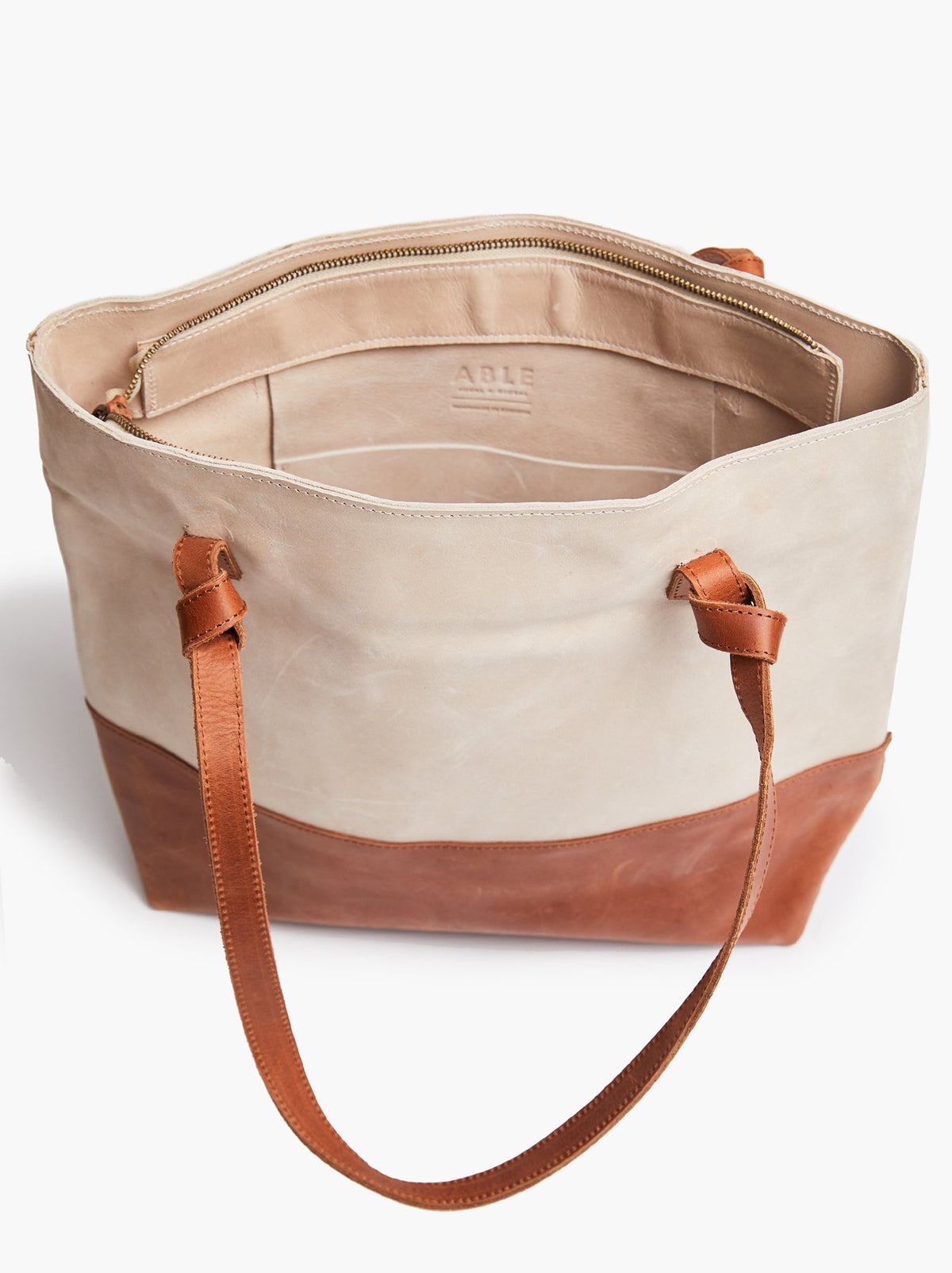ABLE Rachel Zip Top Tote