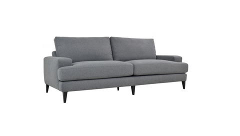 Hattie Sofa Dark Grey