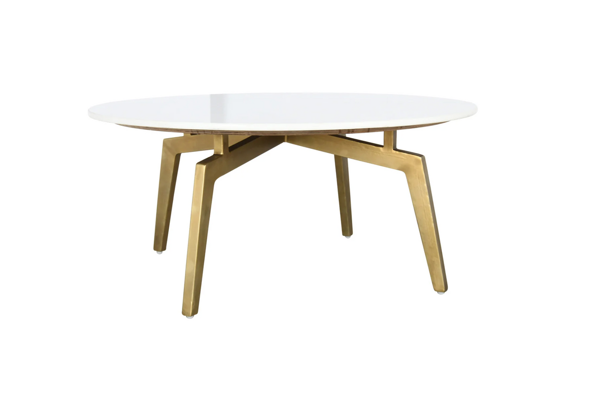 Hesby Round Coffee Table
