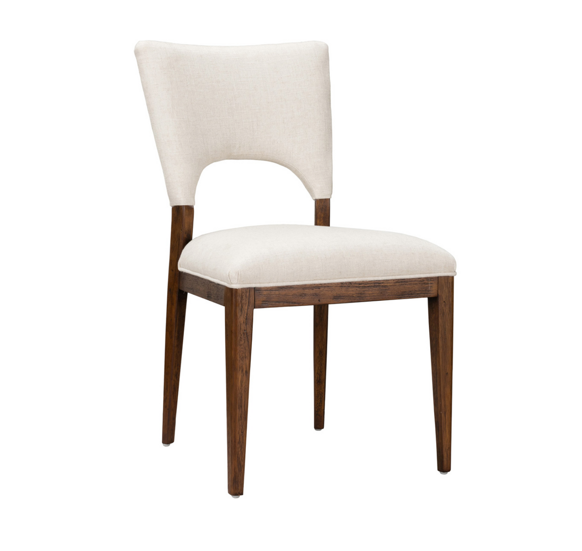 Mitchel Linen Upholstered Dining Chair - Set of 2