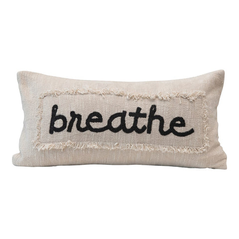 Breathe Lumber Pillow