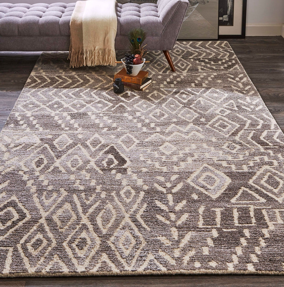 Asher Taupe/Natural Rug