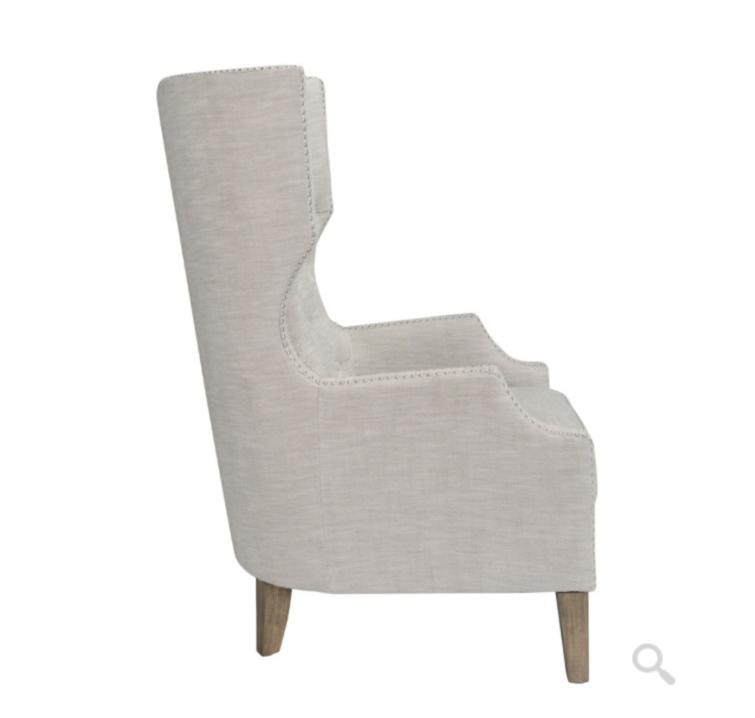Alice Club Chair Gray