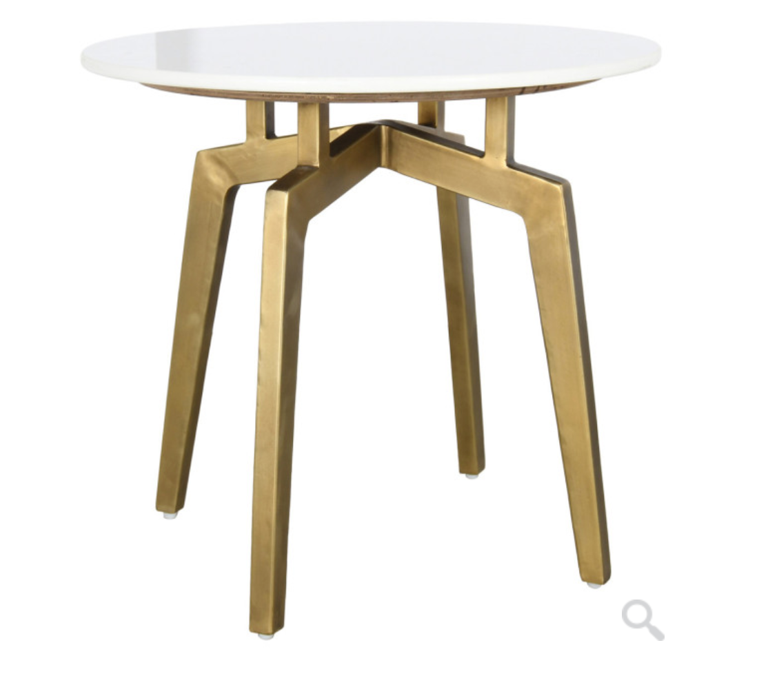 Hesby Round End Table