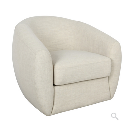 Dominic Swivel Accent Chair