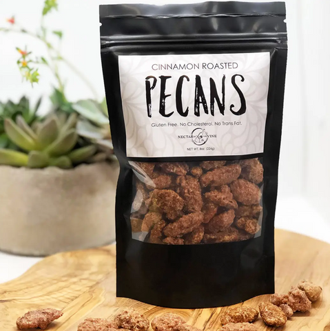 Cinnamon Kettle Roasted Nuts