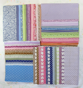 Coordinated Fat Quarters