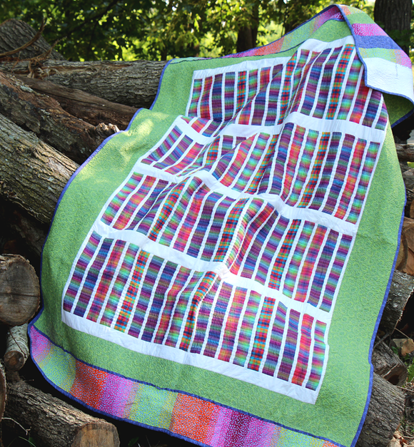 Lunch Hour Quilt - FREE project sheet