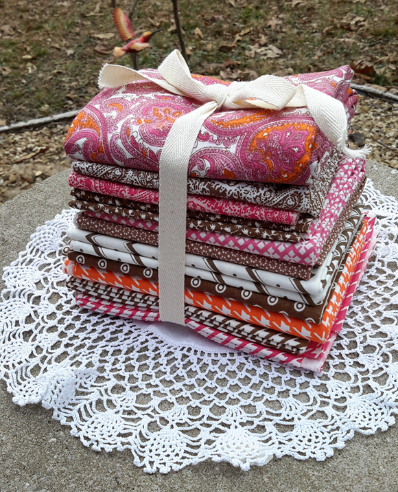 More Pink Quilt Kit