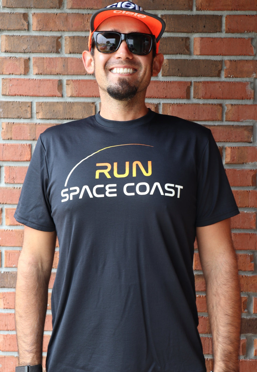 Men's Run Space Coast Short Sleeve