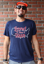 Load image into Gallery viewer, Men's Land That I Run Short Sleeve