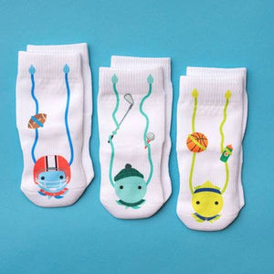 Squid Socks-Champ Collection