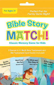 Bible Story Match Game