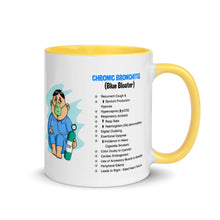 Load image into Gallery viewer, Chronic Obstructive Pulmonary Disease (COPD) Mug - Yellow