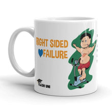Load image into Gallery viewer, right sided heart failure mug
