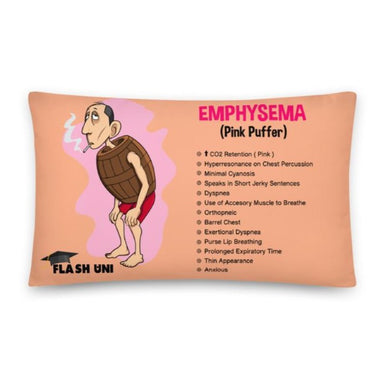 Emphysema Pillow for University Students