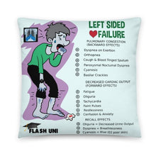 Load image into Gallery viewer, Heart Failure pillow