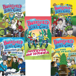 The Burksfield Bike Club Series (5 vol. set)