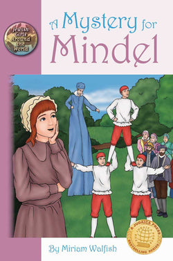 A Mystery for Mindel - Judaica Press - 1
