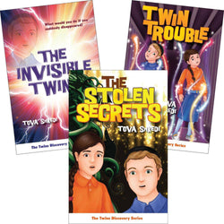 The Twins Discovery Series (3 vol. set)