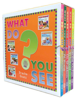 What Do You See? 5-vol. Slipcased Set